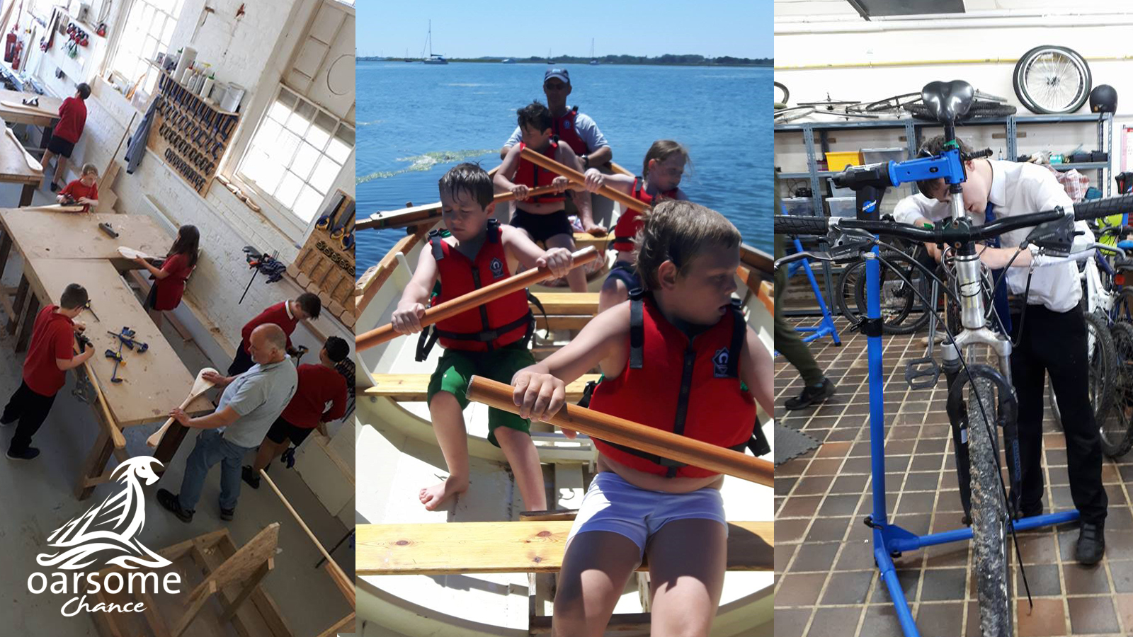 Oarsome Chance activities